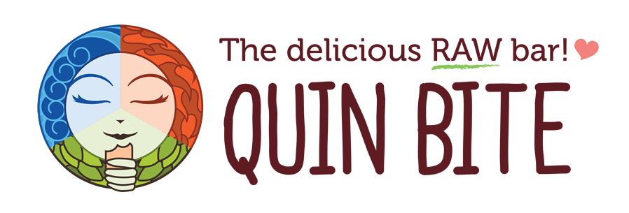 QUIN BITE オーガニックプロテインバー (ヘーゼルナッツ)